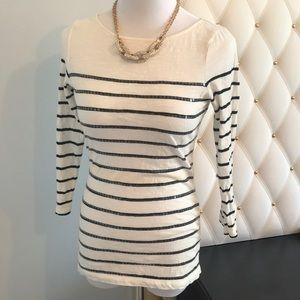 The Limited Striped Tee